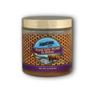 Royal Jelly IN HONEY/30,000, 11 OZ by Montana Naturals