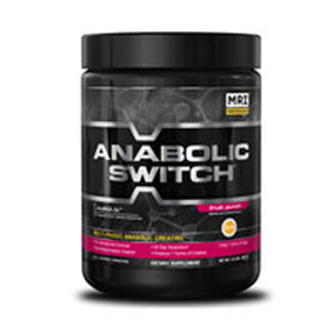 Anabolic Switch Fruit Punch 2.2 lb by MRI