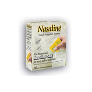 Nasaline Salt Packets, 50 Pkt by Nasaline