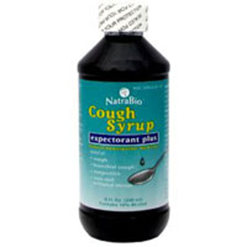Adult Cough Syrup 8 FL Oz by NatraBio