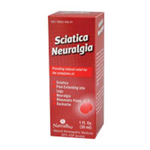 Sciatica Neuralgia Relief 1 FL Oz by NatraBio