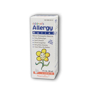 bioAllers Childrens Allergy Relief 1 OZ by NatraBio (2584134549589)