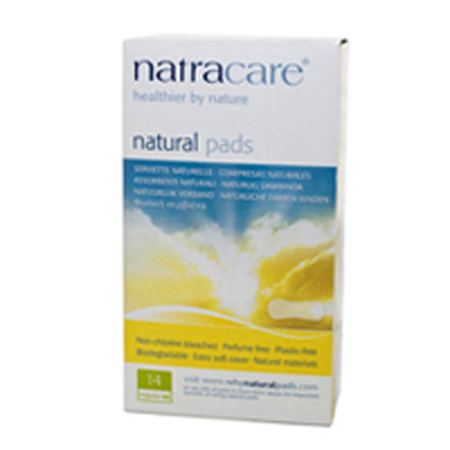 Regular Pads 14 CT EA by Natracare