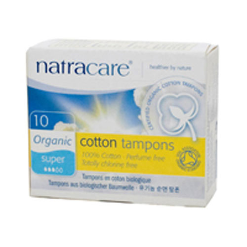 Tampons SUPER, 20 CT by Natracare