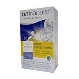 Panty Shields 30 CT EA by Natracare (2584028840021)