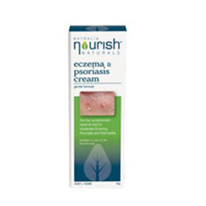 Eczema And Psoriasis Cream 2 Oz by Natralia