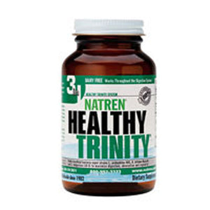 Healthy Trinity Dairy Free, 14 Day, 14 Cap by Natren