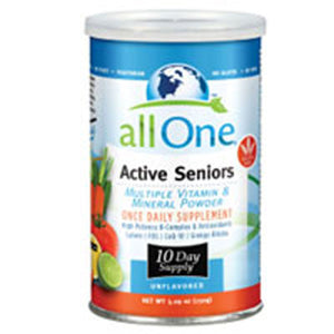 Active Seniors Formula 30 Day supply 15.9 Oz by All-One (Nutri-Tech)