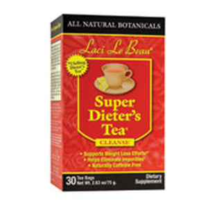 Laci Le Beau Super Dieters Tea Original Herb 30 Bags by Natrol (2583994794069)