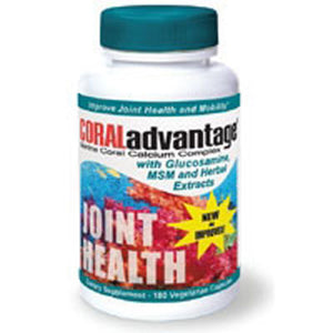 Coraladvantage Joint Health 180 Vcaps by Advanced Nutritional Innovations (2588851372117)