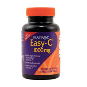 Easy-C with Bioflavonoids 45 VCAP by Natrol (2588980772949)