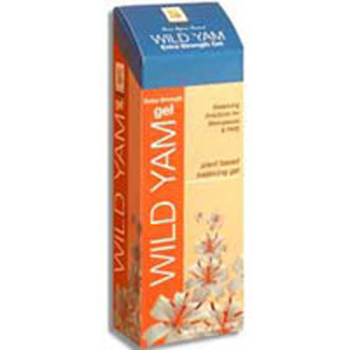 Wild Yam Extra Strength Gel 2 Oz by At Last Naturals (formerly Alvin Last)