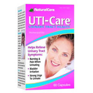 UTI-Care EA 1/60 CAP by Natural Care