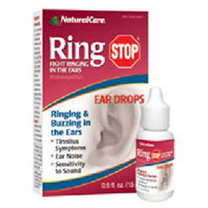 Ringstop Ear Drops 0.5 Oz by Natural Care (2584218828885)