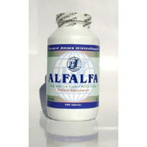 Alfalfa Leaf Tablets 1000 CT by Bernard Jensen Products