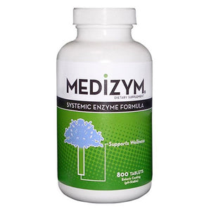Medizyms 800 TAB by Naturally Vitamins