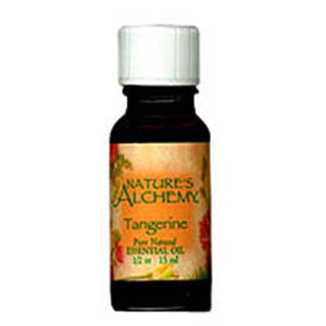 Pure Essential Oil Tangerine 0.5 Oz by Natures Alchemy (2583996170325)