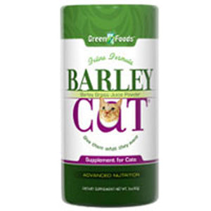 Barley Cat 3 Oz by Green Foods Corporation (2583980015701)