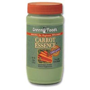 Carrot Essence Powder 6.8 Oz by Green Foods Corporation (2588680061013)