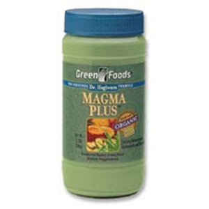 Magma Plus ORGANIC , 5.3 OZ by Green Foods Corporation (2583980245077)