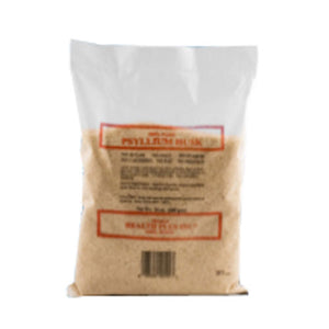 100% Pure Psyllium Husks Plastic Bag 12 Oz by Health Plus (2583980802133)