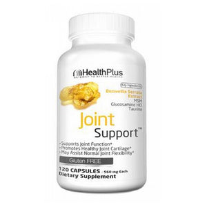 Joint Support 120 Caps by Health Plus (2583981097045)