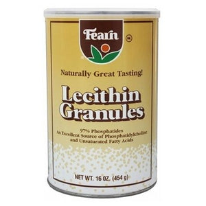Lecithin GRANULES, 16 Oz by Fearn Natural Foods