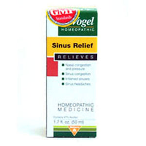 Sinus Relief 120 Tabs by Bioforce USA