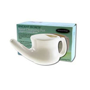 Ancient Secrets Nasal Cleansing Pot 1 Pot by Ancient Secrets