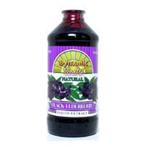 Elderberry Extract 8OZ by Dynamic Health Laboratories
