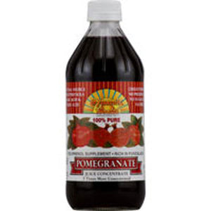Pomegranate Concentrate 8 oz by Dynamic Health Laboratories (2584088019029)