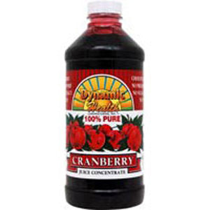 Cranberry Concentrate 16OZ by Dynamic Health Laboratories