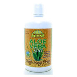 Organic Aloe Vera Juice Unflavored 32OZ by Dynamic Health Laboratories (2584099422293)