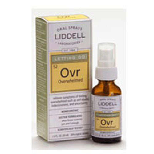 Letting Go OVERWHELMED, 1 OZ by Liddell Laboratories