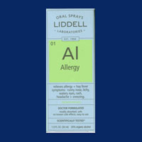 Allergy Formula 1 Oz by Liddell Laboratories