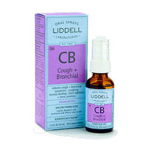Cough & Bronchial 1 Oz by Liddell Laboratories (2584027430997)