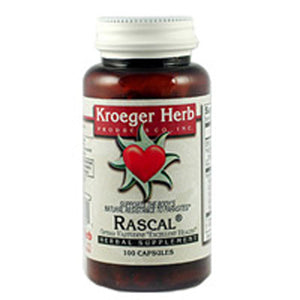Rascal Caps 100 by Kroeger Herb (2584099094613)