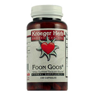 FNG Care(Formerly Foon Goos) 100 Cap by Kroeger Herb (2584131895381)