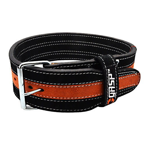 Gasp Power Belt Black/Flame, XXL 1 Count by Gasp
