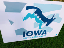Iowa Democratic Party - Official Yard Sign