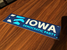 Iowa Democratic Party - Classic Bumper Sticker
