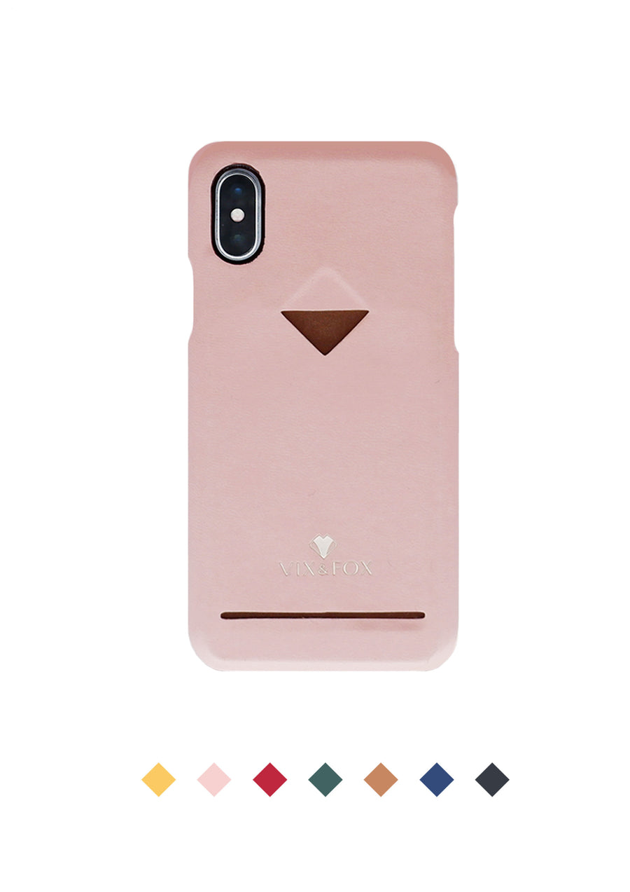 Card Slot Back Shell - Pink