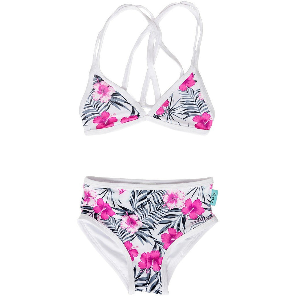 ISLAND BEAUTY ATHLETIC BIKINI SET