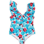 HAWAIIAN SKY ONE PIECE SWIMSUIT