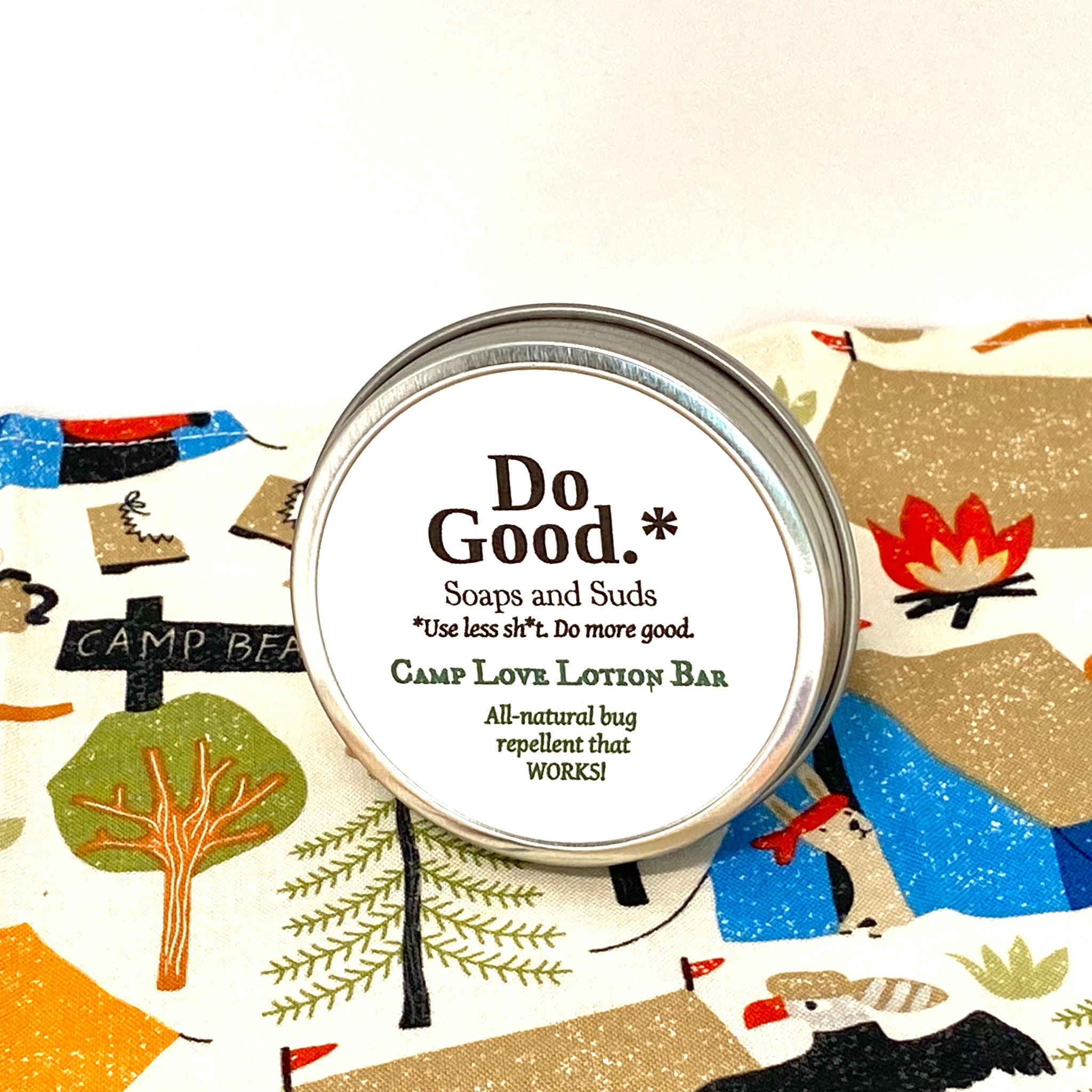 Camp Love Lotion Bar - REFILL