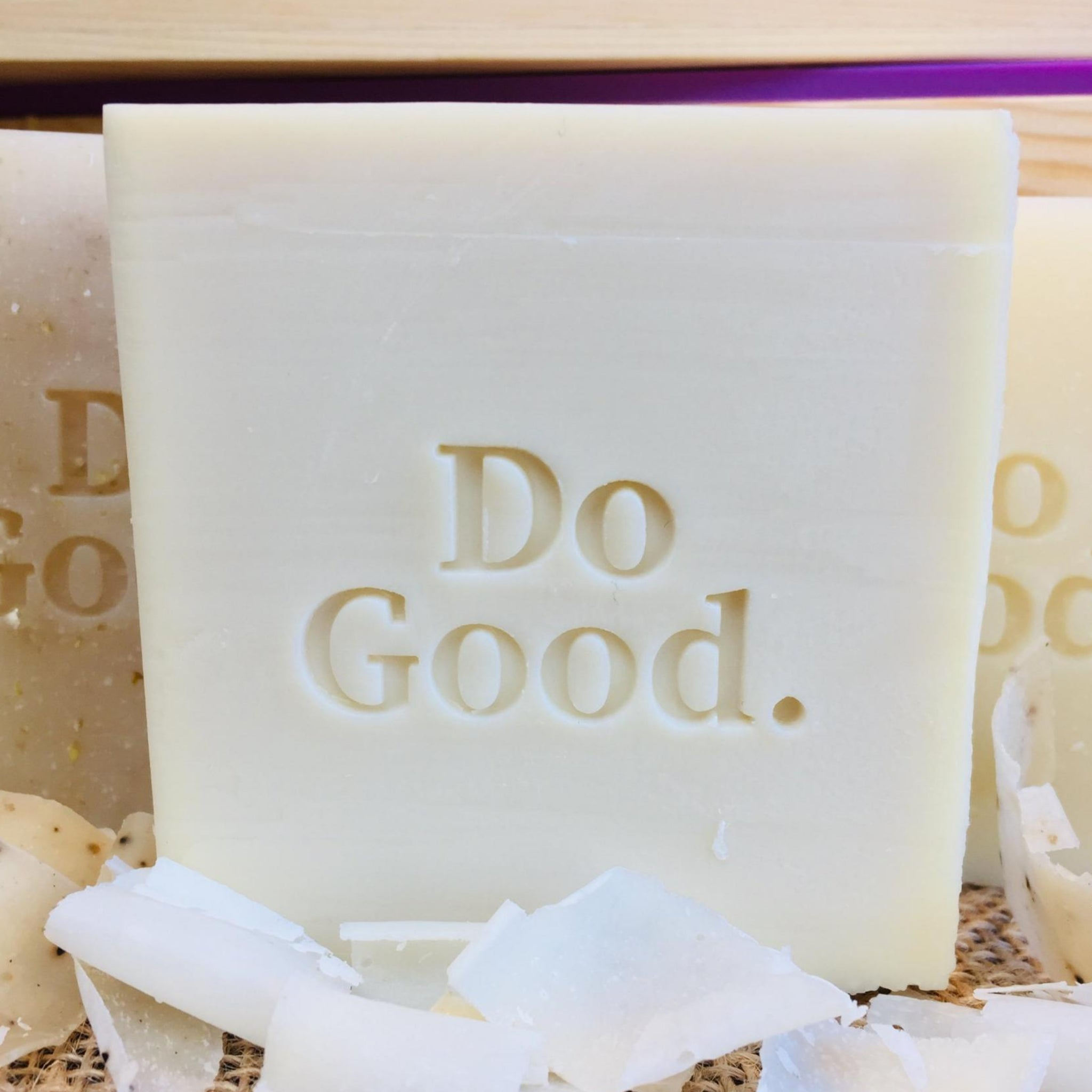 The Muse Soap Bar - Do Good Soaps and Suds
