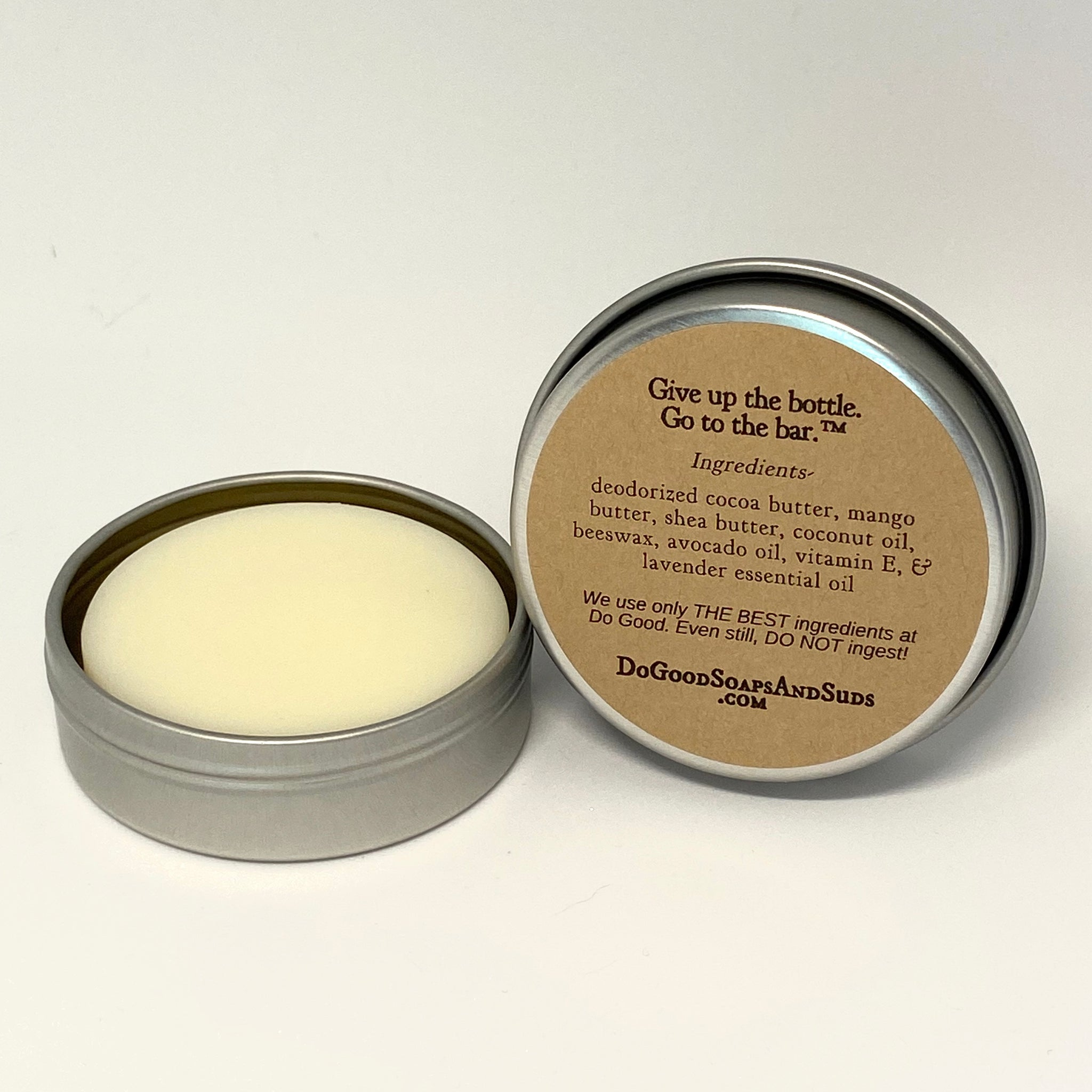 Lavender Love Lotion Bar