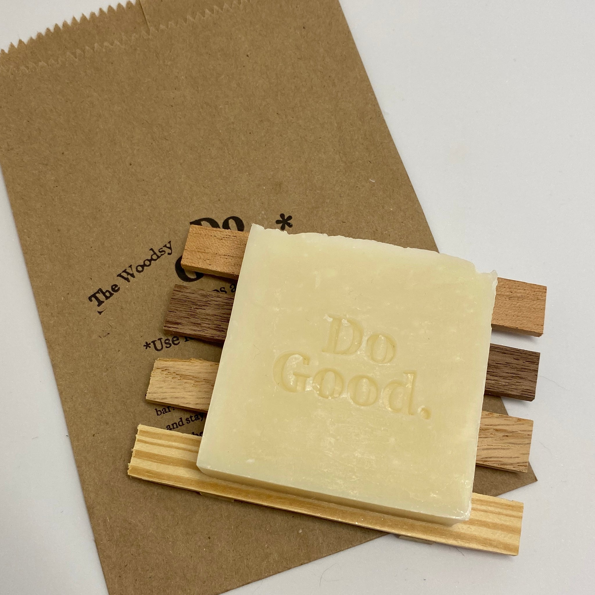 The Woodsy Soap Bar