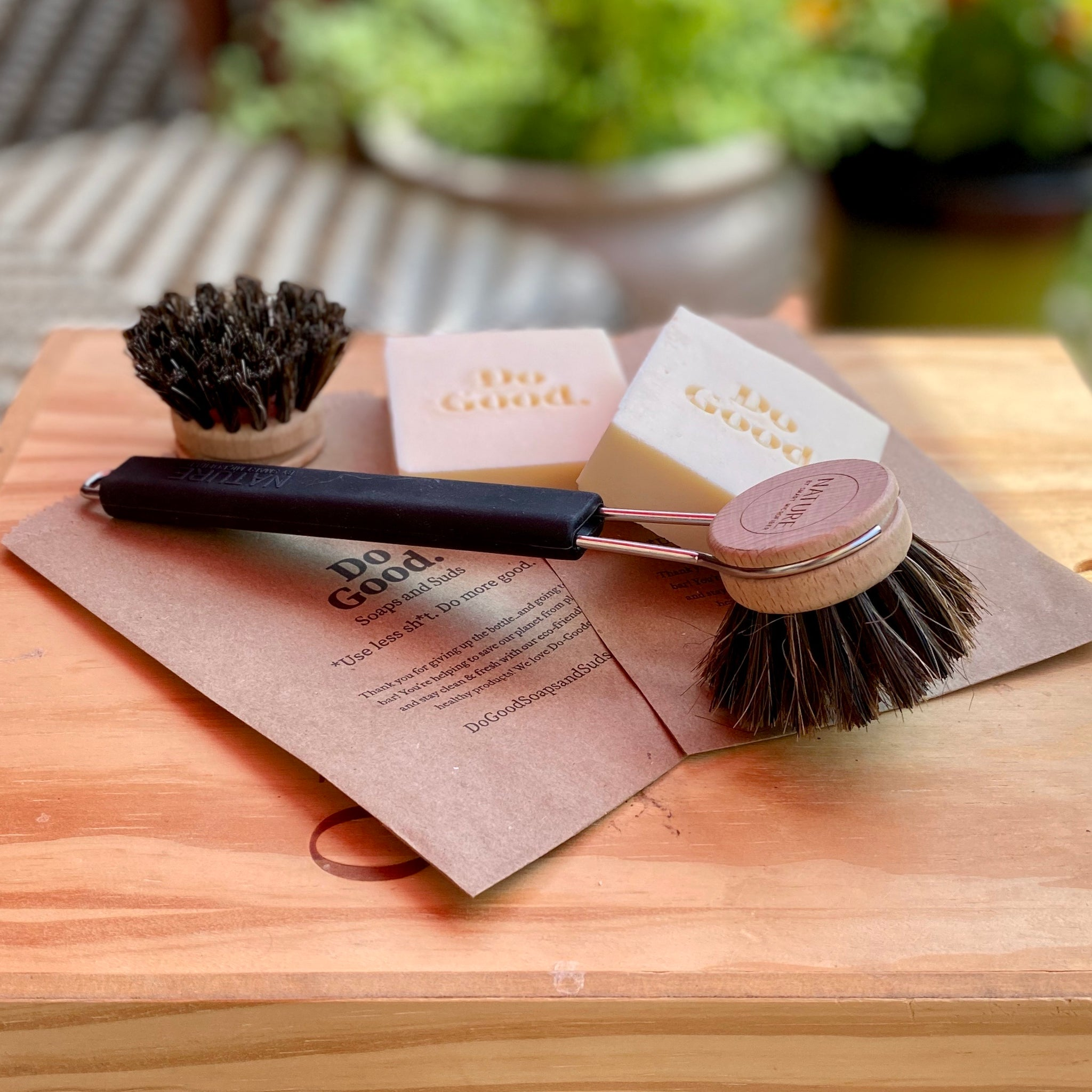 Dish Brush Refill