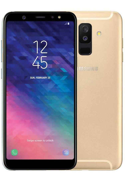 Samsung Galaxy A6 32GB/3GB Ram Octa-Core Superamoled **Gold-Black**